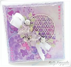 Scrap & Craft: Grandparent's Day - cards using products from  http://scrapandcraft.co.uk/ #Grandparents #hearts #flowers