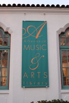 music & art library