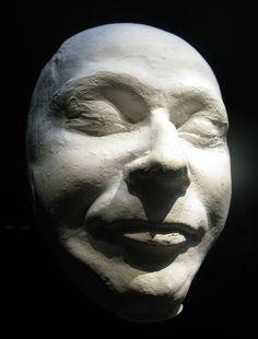 Heinrich Himmler's death mask