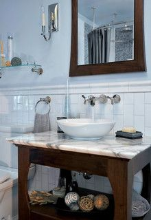 Sink area - style and size would work well in our house