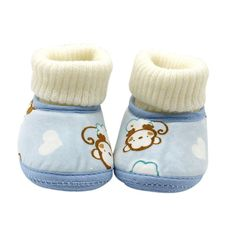 0-18Months Winter First Walkers Baby Ankle Snow Boots Fleece Shoes Winter Baby Boots Infants Warm Fur Wool Booties  #Affiliate