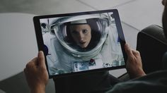 Introducing iPad Pro  #* #12-inchiPad #12.9-inchRetinaDisplay #Apple #iPadpro #video iPad has always offered a uniquely immersive experience. Now, with its 12.9-inch Retina display, powerful A9X chip, and dynamic four speaker audio, iP...
