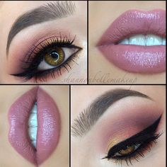 """2,226 Likes, 16 Comments - Brian Champagne (@brian_champagne) on Instagram: """"Simply gorgeous work @shannonbellemakeup @shannonbellemakeup 💖💕💖💕 love your site 💜💜…"""""""