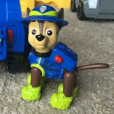 Paw Patrol Jungle Rescue Chase Action Figure