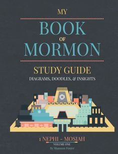 My Book of Mormon Stduy Guide, Part 1 - The Red Headed Hostess