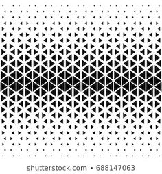 Abstract polygon black and white graphic triangle pattern Hotel Signage, Wayfinding Signage, Triangle Print, Triangle Pattern, Arabic Pattern, Pattern Art, Graphic Patterns, Print Patterns, Jaali Design