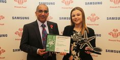 Shout out to Sarah Kluber for scooping our Total Car Parks Educational Achiever #CelebrateSuccess East of England award last week.