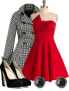 """""""Christmas Cocktail"""" by qtpiekelso on Polyvore"""