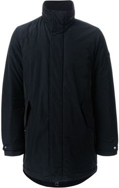 Woolrich padded coat on shopstyle.com