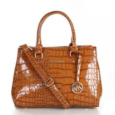 MICHAEL Michael Kors 'Medium Jet Set' Saffiano Leather Travel Tote available at #Nordstrom$238.40#http://www.bagsloves.com/