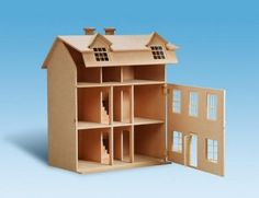 Dollhouses and Doll Furniture at WoodworkersWorkshop.com