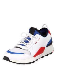 newest collection c7ca8 602a8 Puma Men s RS-0 Sound Running Sneakers Laufende Turnschuhe, Neiman Marcus