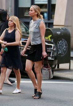 Why this bag, recently spotted with Jennifer Lawrence, is selling out everywhere