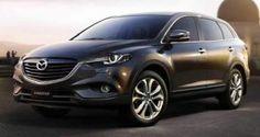 2017 Mazda CX-9 front