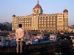 Taj Mahal Hotel, Bombay