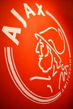 Ajax muurschildering