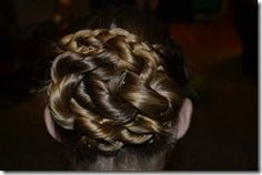 Easy kids Hairdos
