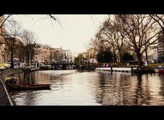 Pretty Amsterdam canals...