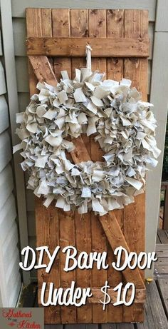 diy barn door 1