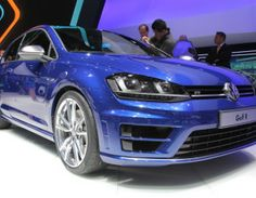 The 2015 VW Golf R has a 2 liter turbocharged diesel engine and will produce a torque of approximately 300 hp and with this the car has thro...