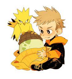 Pokemon Go | Team Leader Spark by runmonsterun.tumblr.com