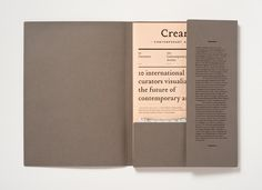 This is not a book. - Atelier Dyakova Newspaper packaged to look like a hardcover book