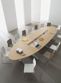 ICONE - Table de réunion - Design Philippe REGNIER - CLEN