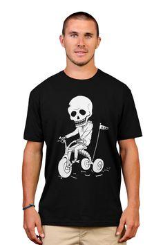 Death Kid Bone Ride T-Shirt