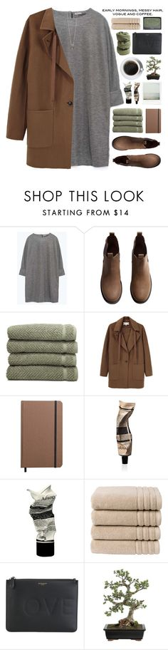 """""""//vintage city//"""" by lion-smile ❤ liked on Polyvore featuring H&M, Linum Home Textiles, Vanessa Bruno, Shinola, Aesop, Christy, Givenchy, Crate and Barrel, NARS Cosmetics and Dara Ettinger"""