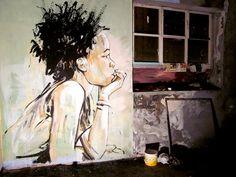 Beyond Banksy Project / Alice Pasquini