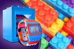 I just bought Building Brick Watch (now via