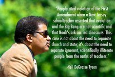 Neil DeGrasse Tyson Teachers