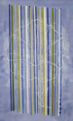 La revue Art Absolument - Les expositions : Jean-Michel Meurice: Ipomées, Arethusas et Cyclamens. Peintures, Dessins, Oeuvres récentes 2007-2011