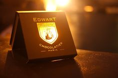 Edwart chocolatier paris, the Parisian Chocolaiter.  #edwart #edwartchocolatier #chocolate