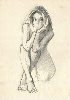 img084 #art #sketch #nude #vasylkhodakivskyi