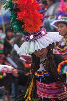 Acabo de compartir la foto de Ronald Alex Espinoza Marón que representa a: Danzantes de Sicuris