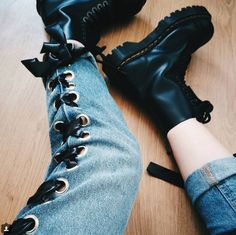The 8761 BXB boot, shared by estelonthemoon.