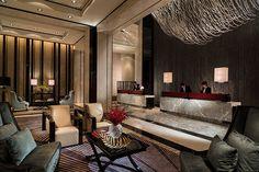 Four Seasons Hotel Shanghai     Lobby 3