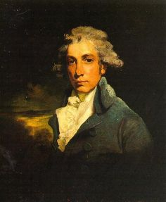 The Duchess of Devonshire's Gossip Guide to the 18th Century: Hunk Alert: Richard Brinsley Sheridan