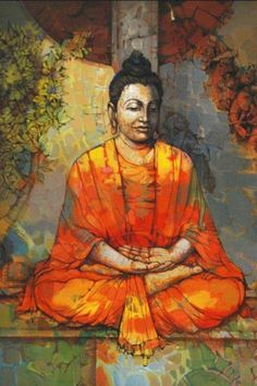 """""""Meditation brings wisdom; lack of meditation leaves ignorance. Know what leads you forward and what holds you back and choose the path that leads to wisdom."""" ~ The Buddha - Dhammapada, V282 * Satyagraha <3 lis"""