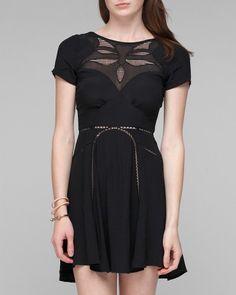 Butterfly S/S Dress