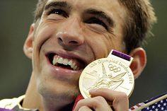 Michael Phelps - London 2012 - Gold