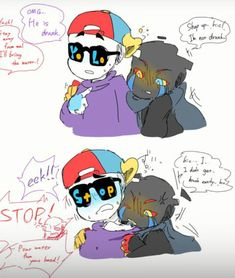 Sanscest Y Fontcest - fresherror - Wattpad Undertale Comic, Undertale Cute, Undertale Ships, Undertale Fanart, Skeleton Love, Error Sans, Gay Comics, Dreams And Nightmares, Underswap