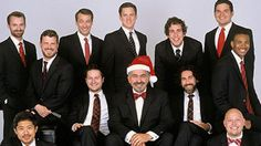 A Chanticleer Christmas - Thurs Dec 17