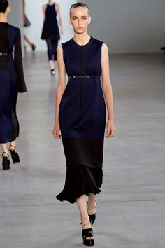 Calvin Klein Collection Spring 2015 RTW – Runway – Vogue #nyfw #style