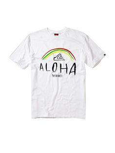 WHTAloha T-Shirt by Quiksilver - FRT1