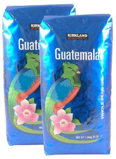 Kirkland Signature™ Guatemalan Lake Atitlan Whole Bean Coffee