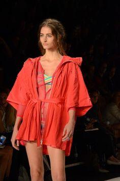 Escada Sport SS2013 - alle News zur Berlin Fashion Week bei styleranking: http://www.styleranking.de/news/fashionweek-berlin-2012