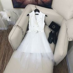 Order now from www.loveshoping01.com free postage worldwide Use code FRIDAY01 to get £4 off Offers ends soon #dress #fashion #weeding #partydress #party #outfitideas #outfit #ootd #chic Ootd Chic, Blazers For Women, Weeding, Dress Fashion, Party Dress, Tulle, Summer Dresses, Lace, Skirts