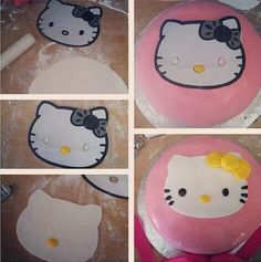 Hello kitty cake! <3